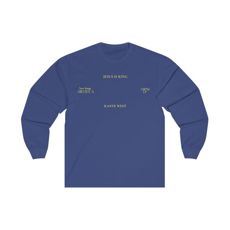 sunday service sweatshirt